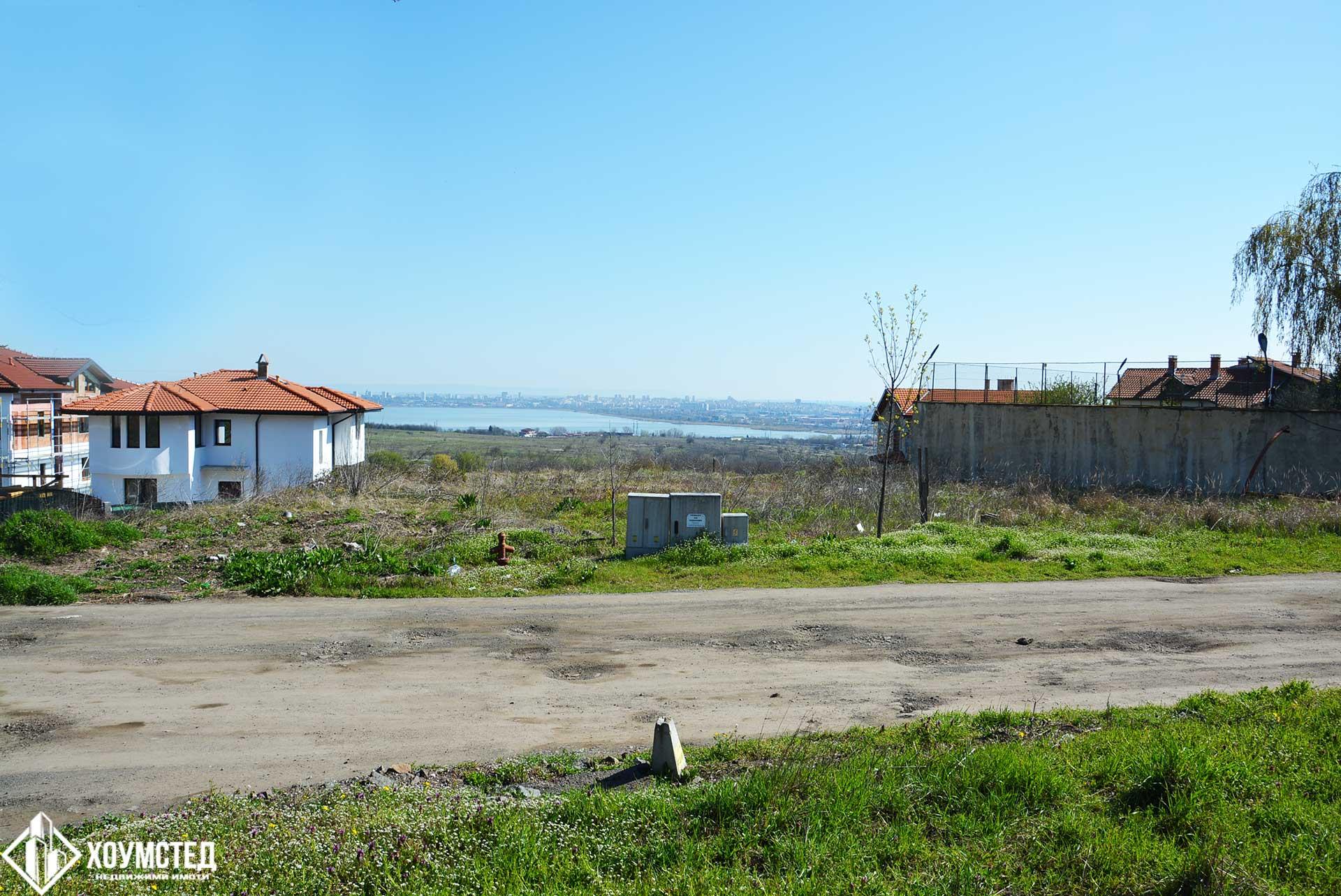 Атрактивен парцел в ж.к. Меден рудник с панорамна гледка