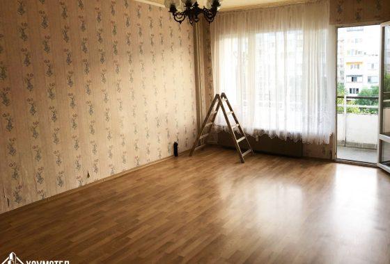 Двустаен апартамент в Разсадника